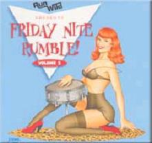Friday Nite Rumble (CD cover)